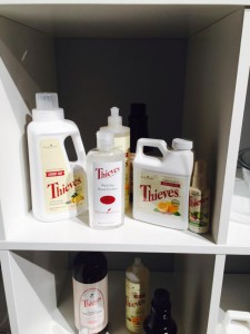 Thieves products at convention
